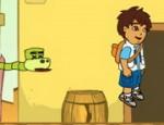 لعبة مغامرات دييغو في مدينة التفاح