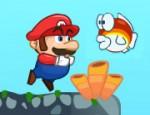لعبة مغامرات ماريو تحت الماء